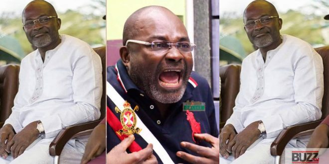 "'I Only Dream About Two Things': ""Money And War"" - Kennedy Agyapong Claims (Video) 1"