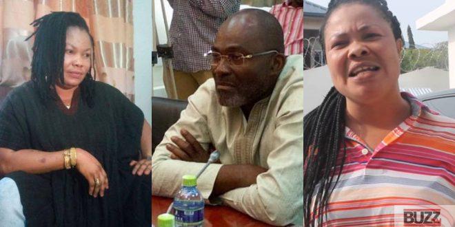 Nana Agradaa Finally Breaks Silence, Replies Kennedy Agyapong - Video 1