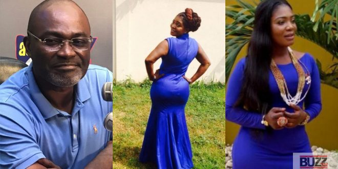 """Florence Obinim is a very stupid woman""- Kennedy Agyapong. 1"