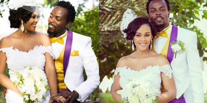 Kwaw Kese Shares A Lovedup Video With His Wife As He Emotionally Confesses Of Missing Her - Video 1