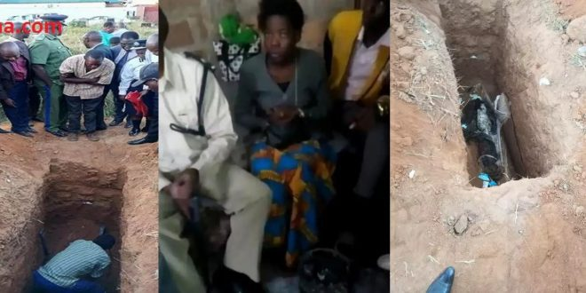 Girl 'Died' And 'Buried' 2 Years Ago Walks Back Home - Photos 1