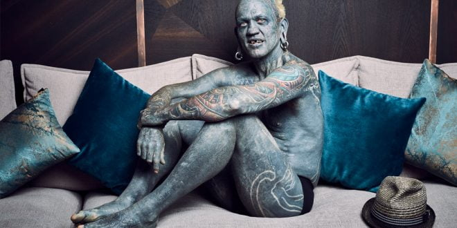Meet The Most Tattooed Man In The World - Photos 1