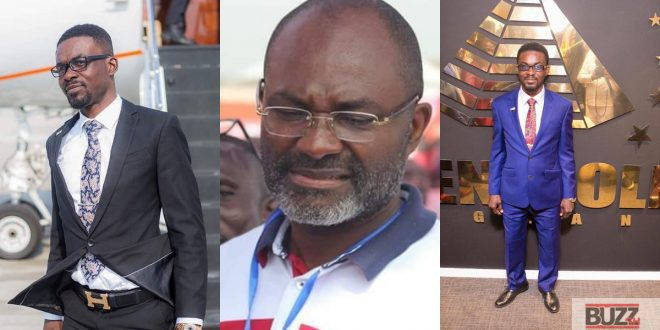 Kennedy Agyapong Discloses Why The Government Can't Prosecute NAM1 - Video 1