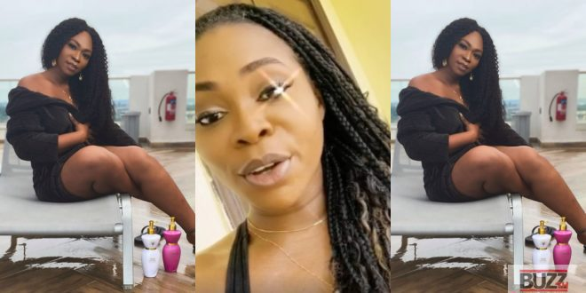 Shatta Michy replies a female fan who asked why she was promoting bleaching creams. 1