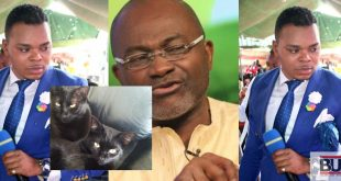Obinim Started His Church With Two Black Cats As A Sacrifices - Kennedy Agyapong Fires Once Again 7