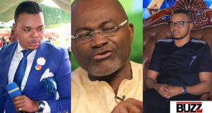 Bishop Obinim Drops New Video: Threatens To To Deal With Kennedy Agyapong Physically And Spiritually - Watch Video 5