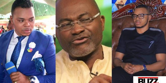 """I'm ready for any Institution that will invite me"" - Obinim finally react to Kennedy Agyapong's Allegations 1"