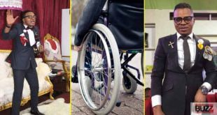 Another Clear Fake Miracle Video Of Bishop Obinim Pups Up - Watch 4