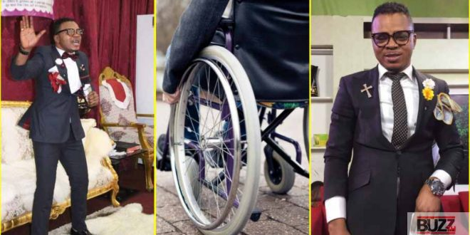 Another Clear Fake Miracle Video Of Bishop Obinim Pups Up - Watch 1