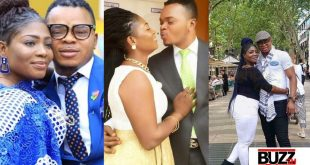 """""""Florence Obinim Can Leave Me Alone So I Can Marry Another Woman In Peace If She Is Tired Of Me"""" - Bishop Obinim Claims 6"""