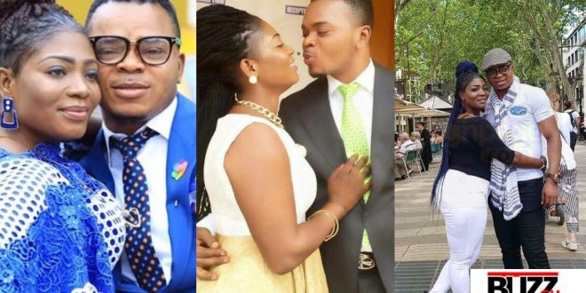 """""""Florence Obinim Can Leave Me Alone So I Can Marry Another Woman In Peace If She Is Tired Of Me"""" - Bishop Obinim Claims 1"""