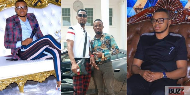 Rogue Junior pastor of Obinim reveals that Obinim was sleeping with his wife that was why he left his church. (video) 1