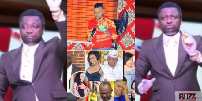 """I Am Not The One Feeding Kennedy Agyapong With Informations About Obinim"" - Prophet 1 Clears The Air (Video) 1"