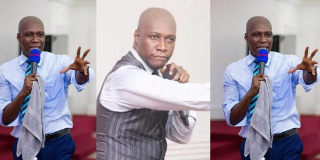 """""""God Will Surely Judge Telecom Networks For Not Giving Us Free Data During COVID-19 Lockdown"""" – Prophet Kofi Oduro (Video) 1"""