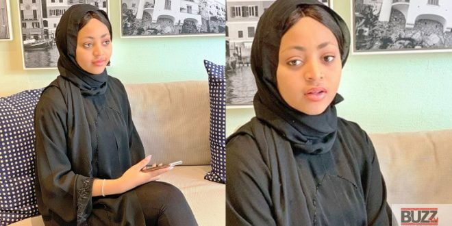Regina Daniels Finally Confirms She Has Converted To A Muslim - Photos 1
