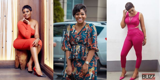 """Your Guy's money is not your money work for yours""-Sandra Ankobiah advises slay queens. 1"