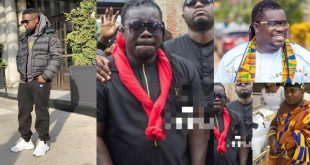 """""""Ridge Hospital Must Be Sued If The Test Result Of Obour's Father Is Not Out"""" - Sarkodie (Screenshot) 9"""