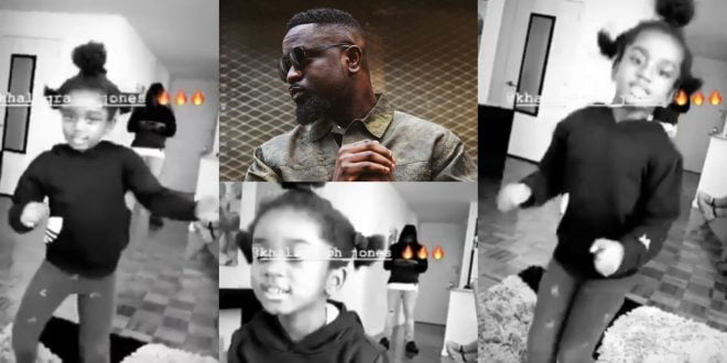 Titi SarkCess shows her rap skills in a new freestyle video 1