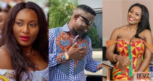 """""""I never believed in sarkodie when he started music""""- Tracy confesses. 17"""
