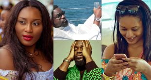 """""""I Fell In Love With Sarkodie Because He Was Very Guy Guy And Seemed Genuine"""" – Tracy Sarkcess Reveals (Screenshot) 2"""