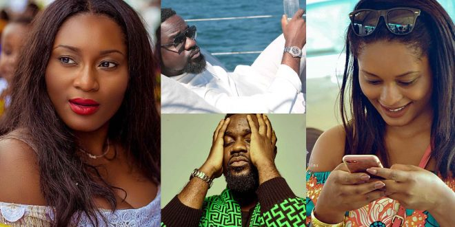 """""""I Fell In Love With Sarkodie Because He Was Very Guy Guy And Seemed Genuine"""" – Tracy Sarkcess Reveals (Screenshot) 1"""