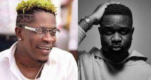 Sarkodie Goes dirty on Shatta wale's fan who called him a foolish man. 11