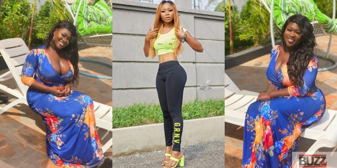 'Foolish Pig' – Akuapem Poloo Blasts Sista Afia For Saying She Has Been Naked On The Internet For 3 Years And Still Single 1