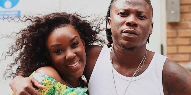 'Serve God in truth & all will be well with you' - Stonebwoy 1