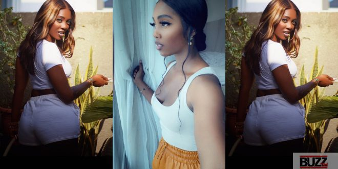 This Is What Tiwa Savage Does When She Sees Her Secret Lover - Screenshot 1