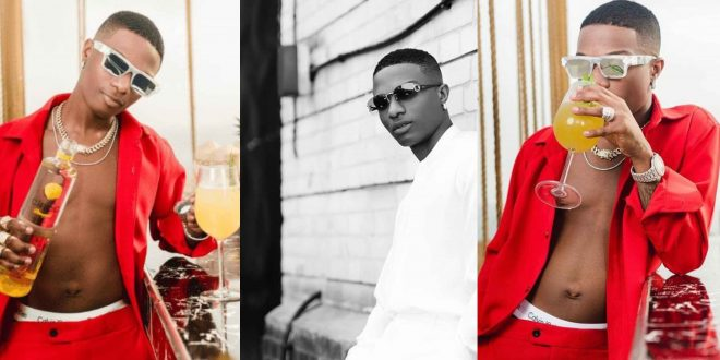 Wizkid Cries Out To God To Protect The World In These Coronavirus Times 1