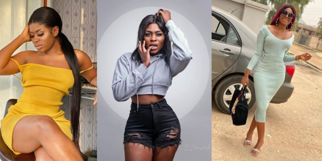 Yaa Jackson Disgraces Herself On Live Radio After She Was Asked The Course She Studied At The SHS 1