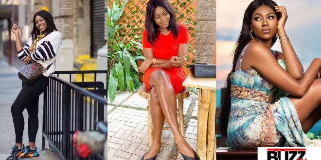 """In Ghana, our leaders are our curse""- Yvonne Nelson 1"