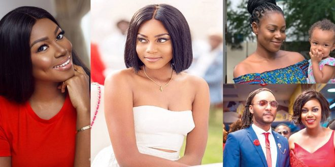 Yvonne Nelson Found Love? - talks About Special Someone in a tweet 1
