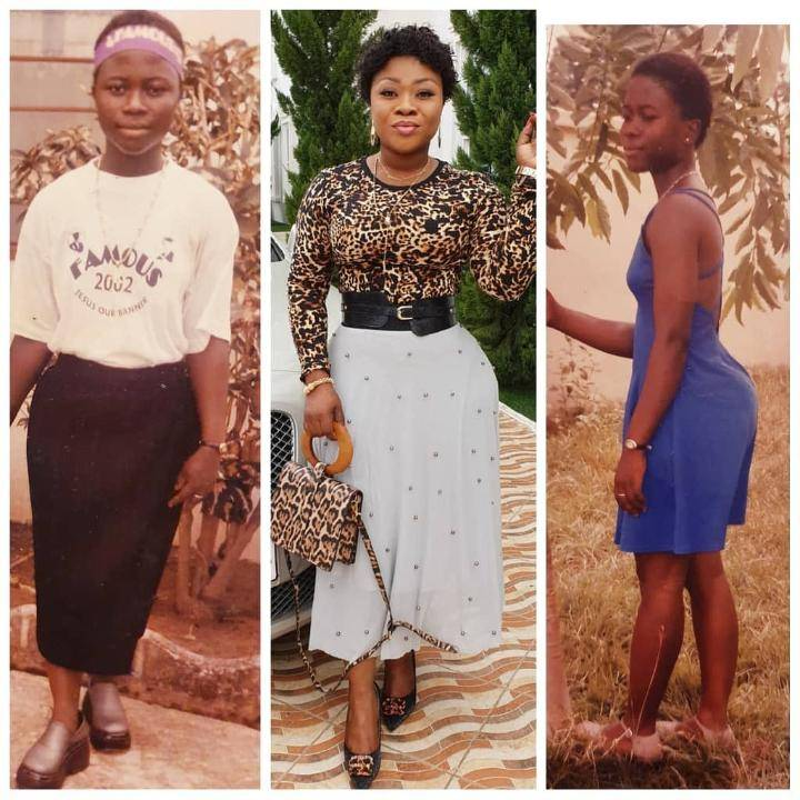 Throwback pictures of Rev Obofour's wife surfaces online (photo) 2