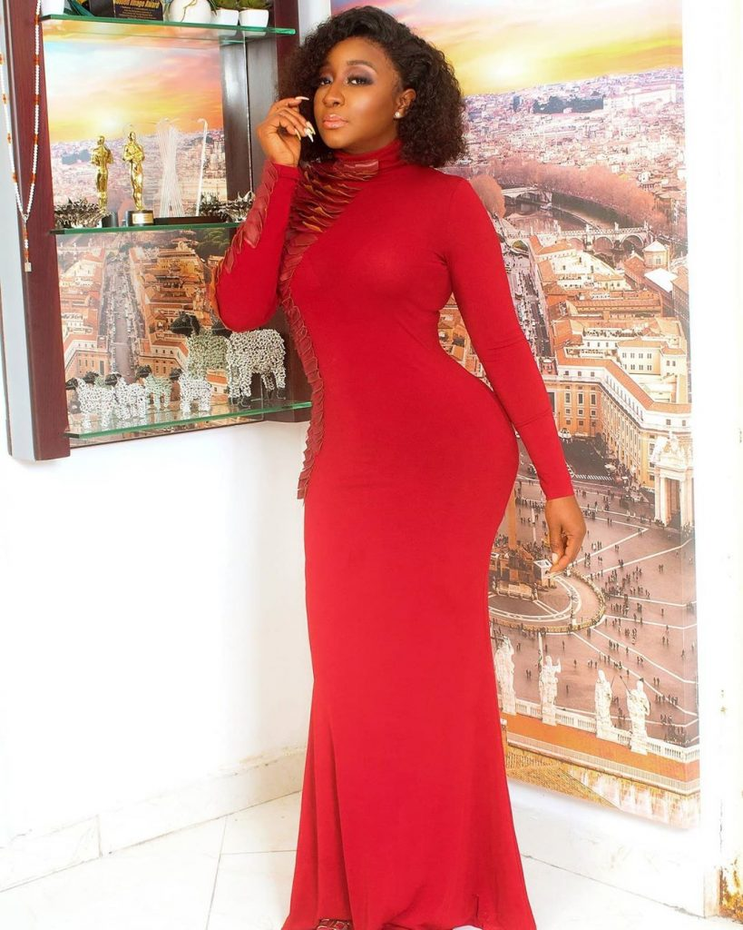 Ini Edo Steps Out For The First Time After Lifting Lockdown - Photo 2