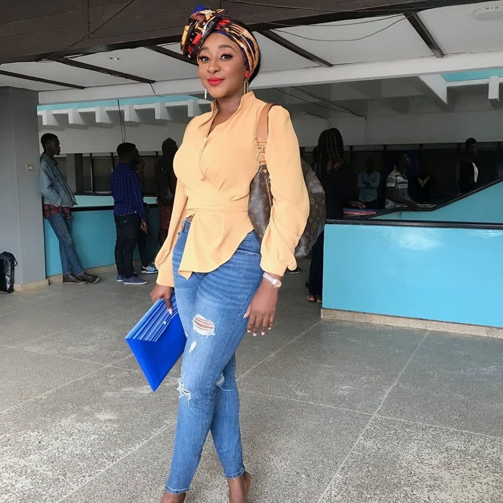 Ini Edo Steps Out For The First Time After Lifting Lockdown - Photo 4
