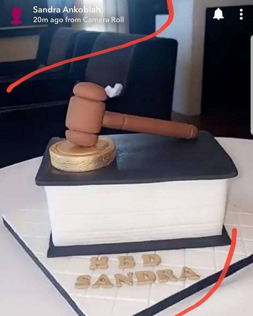 Sandra Ankobiah's Birthday Cake Puts her in trouble - Photo 2