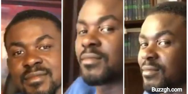 Menzgold CEO, Nam1 surfaces online after hiding with an innocent video of himself. 1