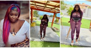 Check out Stunnig photos of Maame Serwaa 27