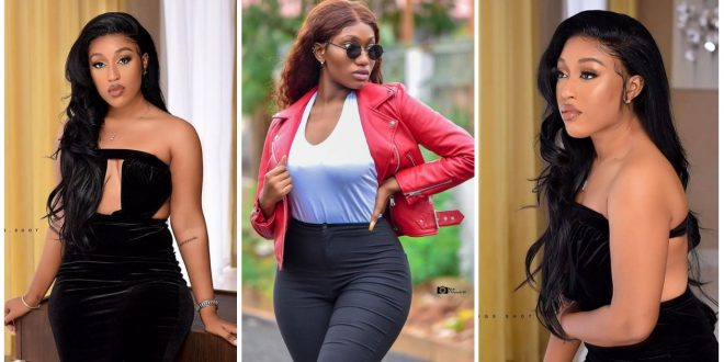 """As ugly as you are"" - Fantana responds to Wendy Shay's ridicule to her teeth 1"