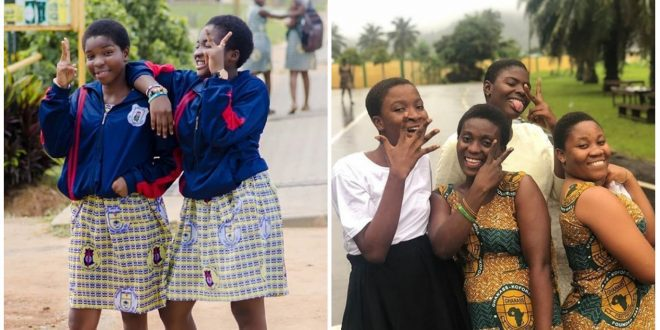 'Nobody finished secondary school a virgin' - Lady says 1