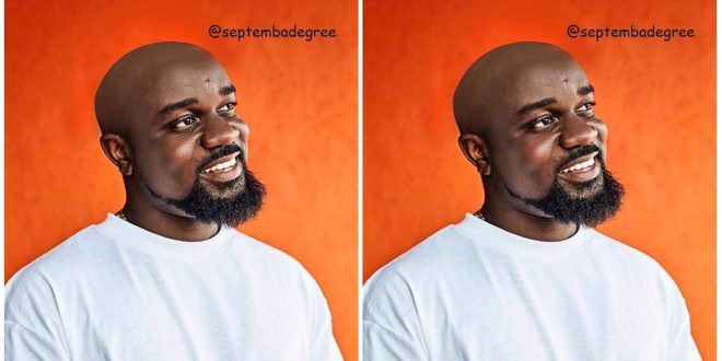 Check Out The New Looks Of Sarkodie With A Bald Head: Fans Laugh At Him - Photo +Video 1