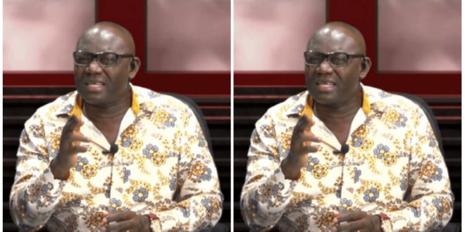 Net 2 TV host Kwaku Annan admits he would take Any bribe without hesitating - video 1
