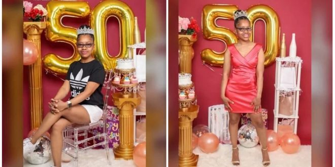 50-year-old Lady Stirs The Media With Her Stunning Youthful Looks – Photos 1