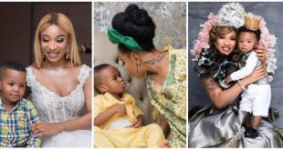 Here Are Some Beautiful Photos Of Tonto Dikeh And Her Adorable Son, King Andre - Photos 25