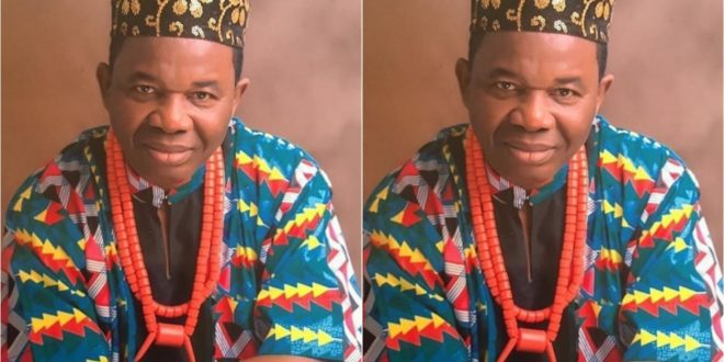 I'm the most handsome actor alive – Nollywood actor Chiwetalu Agu declares 1