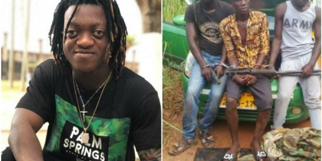"""""""My popularity saved me from armed robbers"""" – Sunsum Claims 1"""