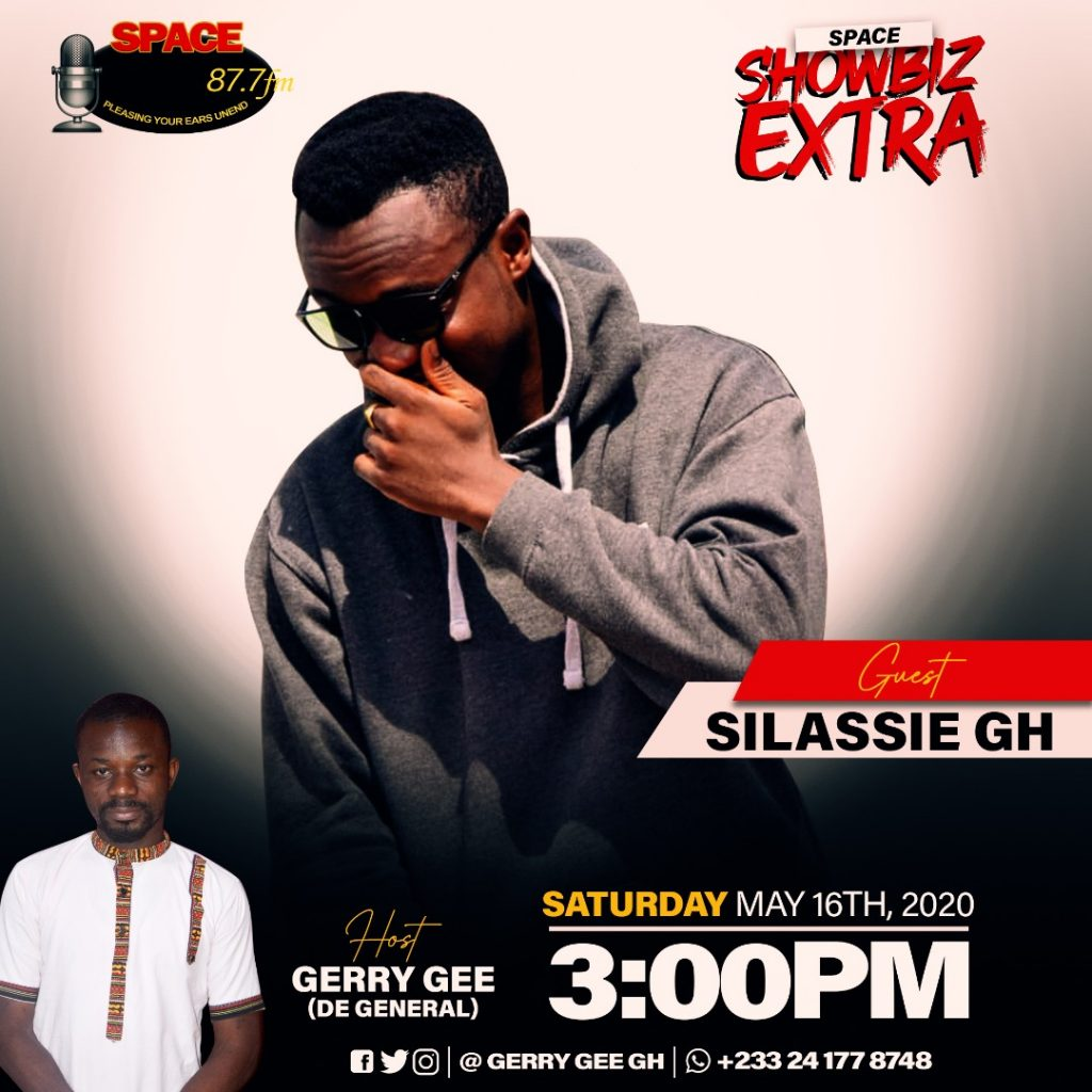 Rapper Silassie set to Embark on his first interview after 2 years off the music scene. 2