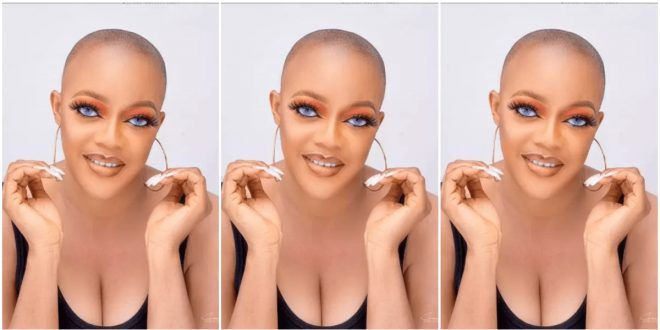 Check Out The New Look Of This Nollywood Actress That Got Fans Talking - Photo 1