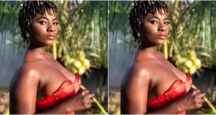 Ahuofe Patri Goes 'Bra-less' In Latest Video 10